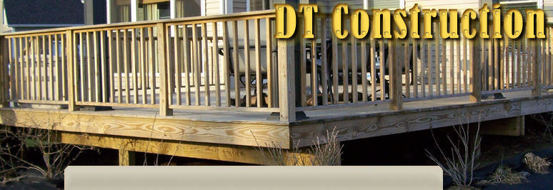Build a new wood deck